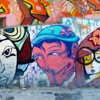 Murals and Graffitis