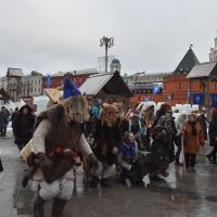Maslenitsa : Bye Bye Winter !